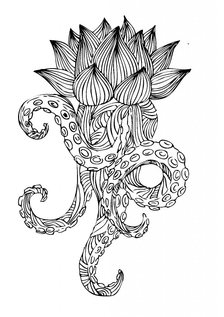 motif-fleur-octopus-2